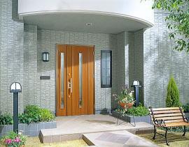EXTERIOR MAIN DOOR